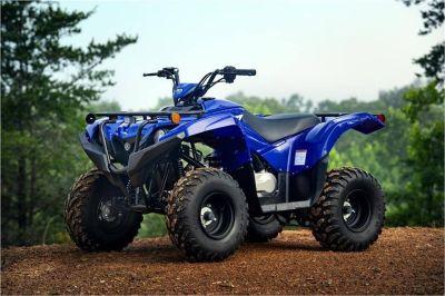 2019 Yamaha Grizzly 90 Utility ATVs Coloma, MI