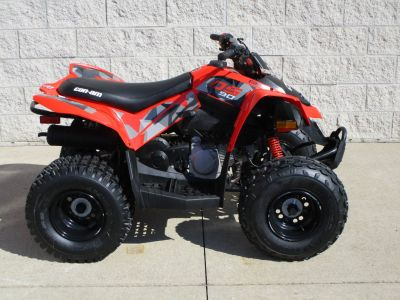2017 Can-Am DS 90 Kids ATVs Monroe, MI