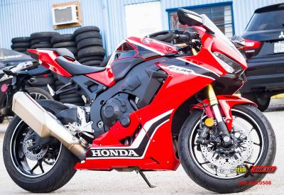 2017 Honda CBR1000RR SuperSport Motorcycles Houston, TX