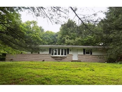 3 Bed 2 Bath Foreclosure Property in Kunkletown, PA 18058 - Wood View Rd