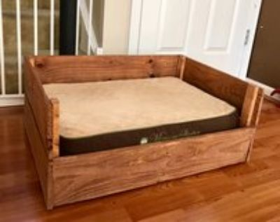 Handmade pet bed