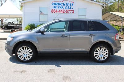 2009 Ford Edge Limited (Grey)