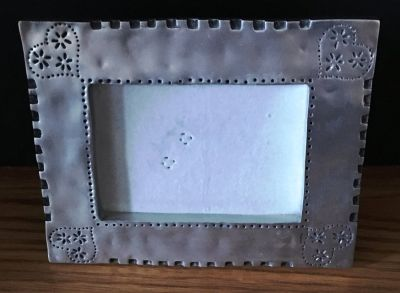 Russ Berrie & Co. Inc. Pewter Heart Photo Frame