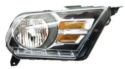 Purchase 2010-12 FORD MUSTANG PASSENGER SIDE HEADLIGHT motorcycle in Croswell, Michigan, US, for US $60.00