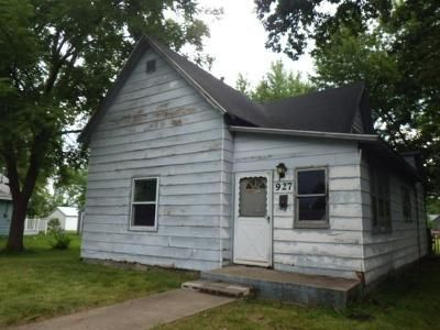 3 Bed 1 Bath Foreclosure Property in Elwood, IN 46036 - N 13th St
