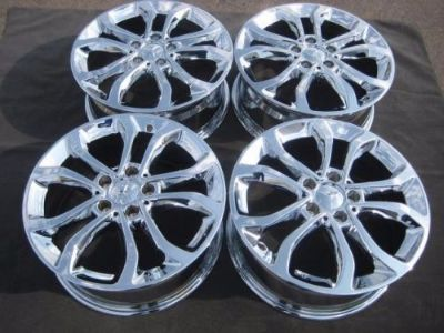 "Buy SET OF 4 NEW 17"" FACTORY MERCEDES C300 C350 OEM CHROME RIMS WHEELS-2015 16-85367 motorcycle in Anaheim, California, United States, for US $1,599.00"