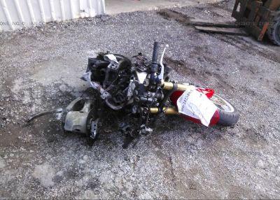 2012 Honda CBR600