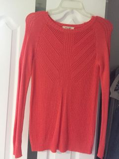 Coral Lightweight Sweater S