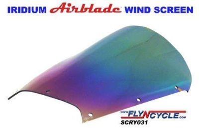 Buy Windscreen Yamaha Windshield TDM900 02-05 motorcycle in Ashton, Illinois, US, for US $59.99