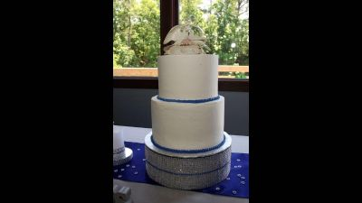 Wedding items must go by October 4, 2018 or will be donated.