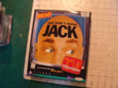 vintage Video Game for windows: YOU DONT KNOW JACK