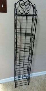 WROUGHT IRON STAND.....NEW CONDITION