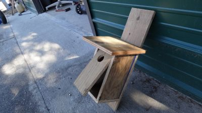BIRD HOUSES**NEW**