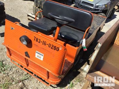 2013 (unverified) Taylor Dunn B0-248-36 Electric Utility Cart
