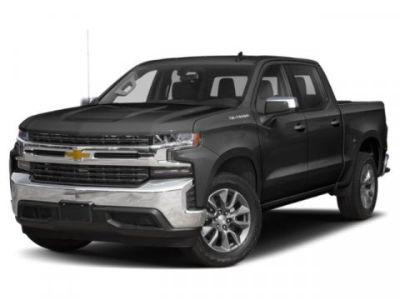 2019 Chevrolet Silverado 1500 LT (Black)