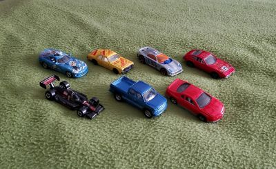 Hot Wheels, Maisto, & Racing Champions Cars from the 1990s