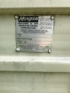Morgan Storage Shed