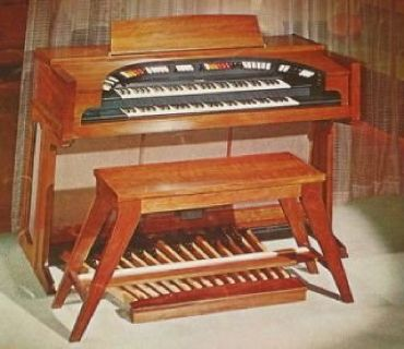 340 Conn Organ for sale
