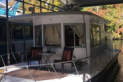 1972 Seagoing Houseboat