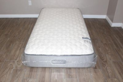 Twin Size Mattress- Beautyrest East Channel Firm Tight Top