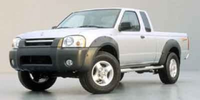 2001 Nissan Frontier XE (Silver)