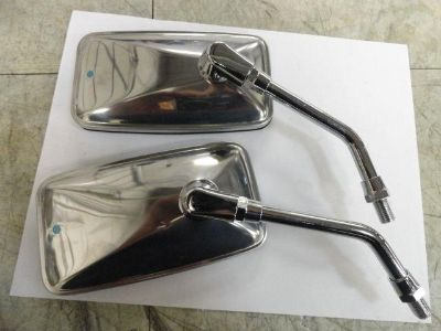 Purchase YAMAHA VIRAGO 750 ALL YEARS MIRRORS LEFT AND RIGHT SIDES SET motorcycle in Alexandria, Virginia, US, for US $26.99