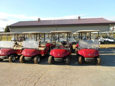 2011 Yamaha Drive GAS Golf Golf Carts Hendersonville, NC