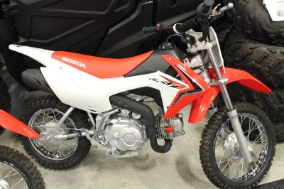 2016 Honda CRF110F Competition/Off Road Motorcycles Adams, MA