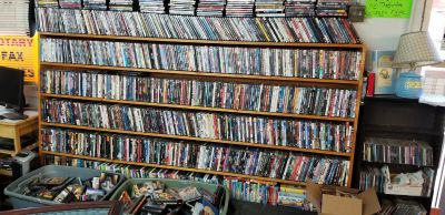 LOTS OF DVD FOR SALE!