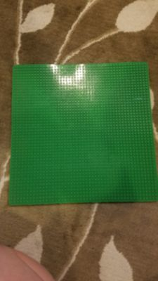 Rubber Lego double sided mat