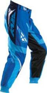 Buy Fly Racing Youth F-16 Pants - 2009 - 18/Blue/Sky Blue 361-10118 motorcycle in Loudon, Tennessee, US, for US $46.18