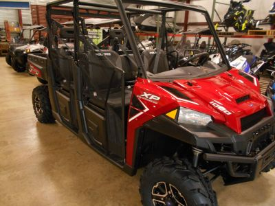 2018 Polaris Ranger Crew XP 1000 EPS Side x Side Utility Vehicles Belvidere, IL
