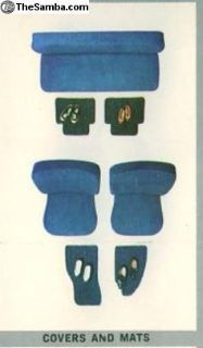 [WTB] Original Floor Mats and Seat covers