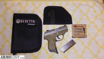 For Sale: BERETTA PICO + EXTRAS