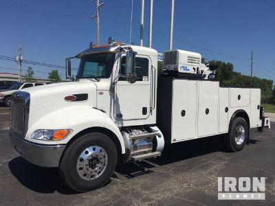 2019 Peterbilt 337 S/A Service Truck w/ Crane - New