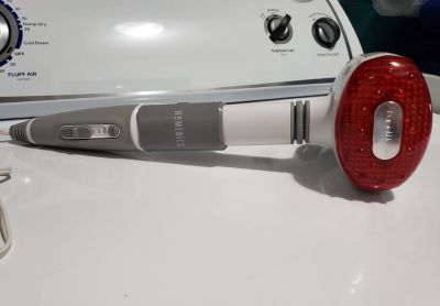 Homedics Long Reach Massager with Heat