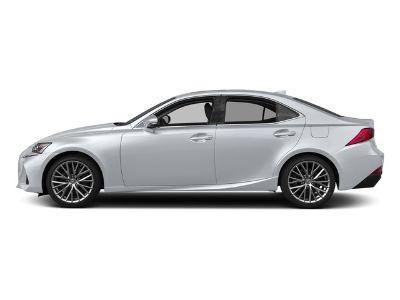 2018 Lexus IS IS (Ultra White)