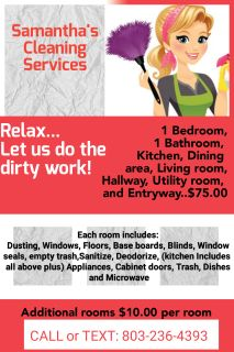 Cleaning service!!!!
