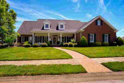 4531 Oakhurst Bend OWENSBORO Four BR, Beautiful lake front home