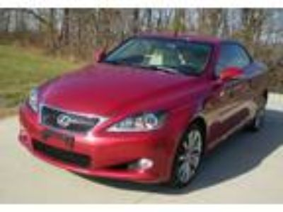 2013 Lexus IS-250 Convertible in Bronston, KY