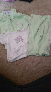 3pc outfit cat/meow size 18 mo. Porch pickup