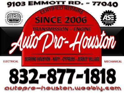 Heater | AC | Brake | Engine | Transmission | Mobile Mechanics | Houston