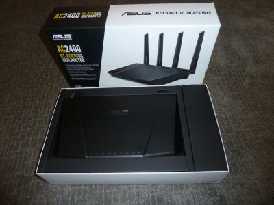 Asus RT-AC87U 1900 Dual Band Gigabit WiFi Router
