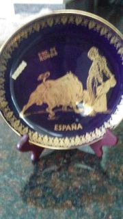 decorative plate from Spain