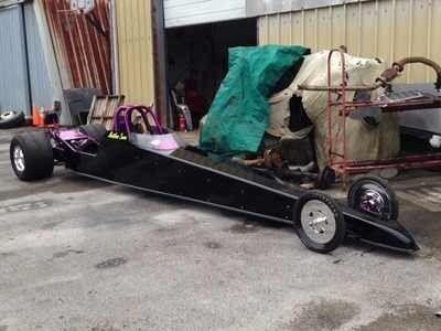 RaceTech 4link roller-TRADE!