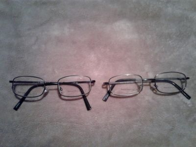 Wire Rimmed Reading Glasses