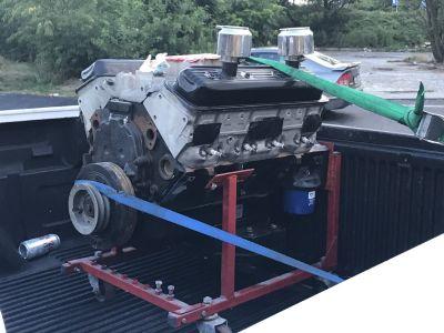 603/ZZ4 Rayvon Clark crate engine