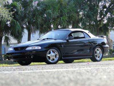 1997 Ford Mustang SVT Cobra (Black)
