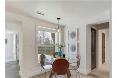 Don t miss this beautifully renovated mid century modern in beautiful. Washer/Dryer Hookups!
