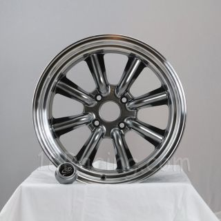 Purchase ROTA RKR WHEELS 17X9.5 4x114.3 0 & -20 RHYPBLK DATSUN 240Z 280ZX LAST SET motorcycle in Hayward, California, US, for US $992.75